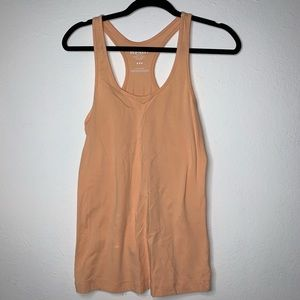 3/$20🔥Old Navy pastel orange fitted tank top